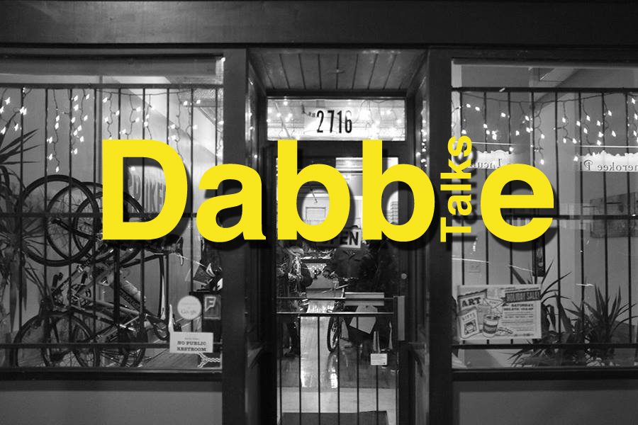 Dabble Talks: Spoked Bikes and Stuff