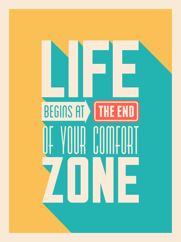 5 Steps to Stepping Out of Your Comfort Zone by Deborah Acker