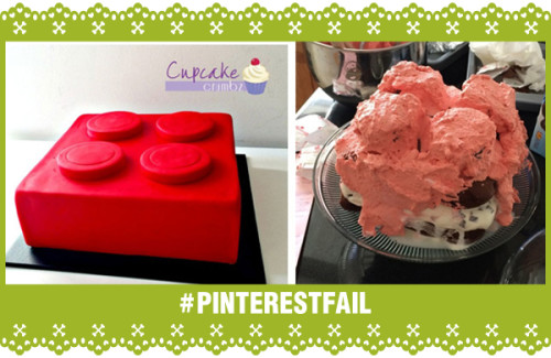 Tired of your #PinterestFails?