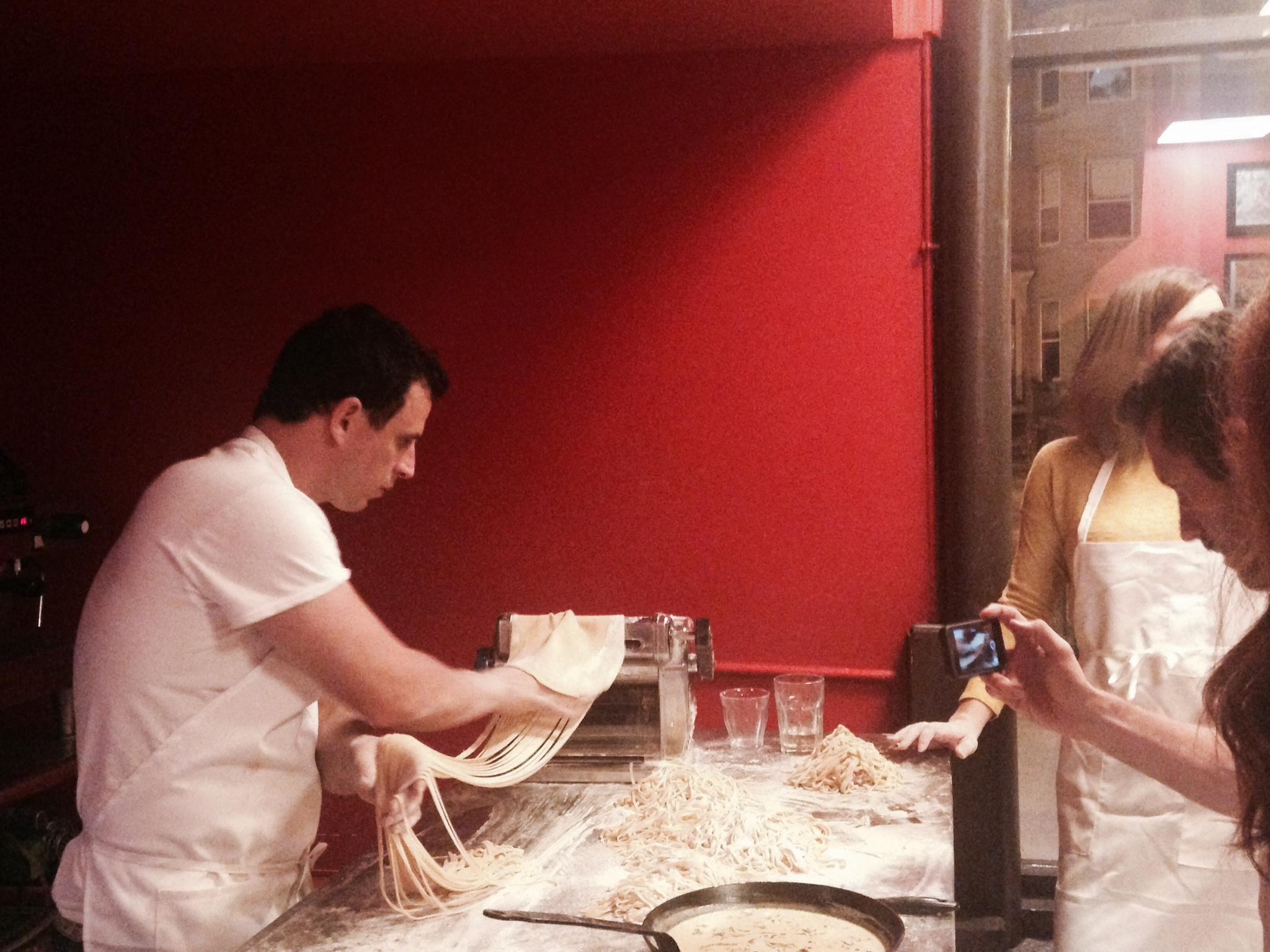 Pressed Pasta Perfection