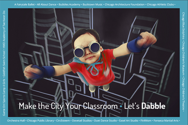 Dabble Kids & The CTU Day of Action