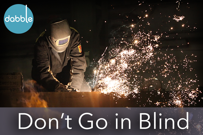 Don't Go in Blind: Welding Basics