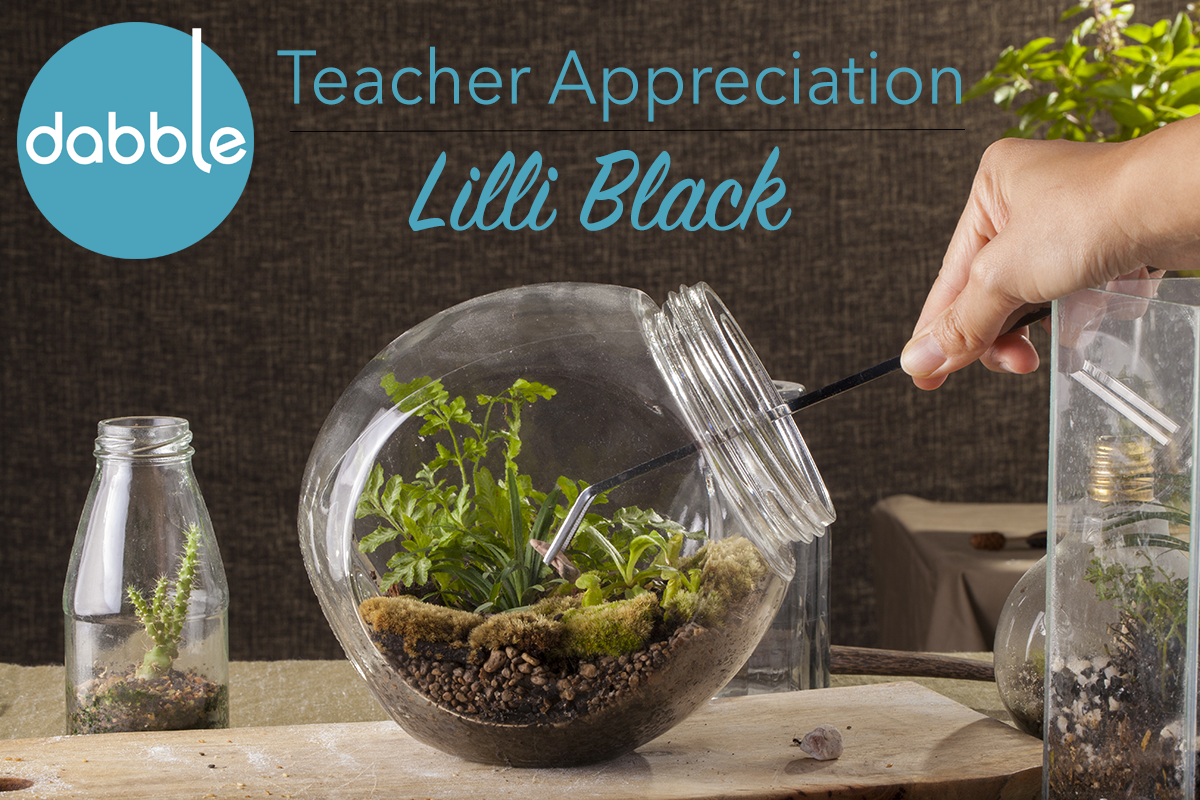 Teacher Spotlight: Lilli Black