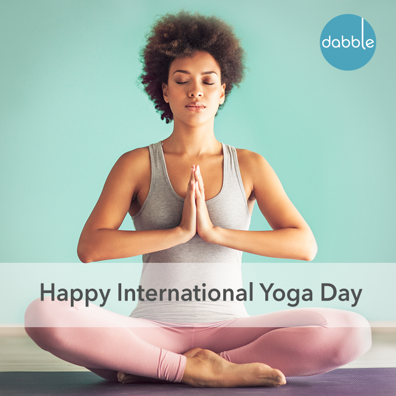 Happy International Yoga Day