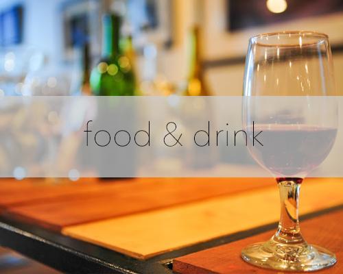 DEN Blog food & drink