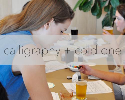 calligraphy blog