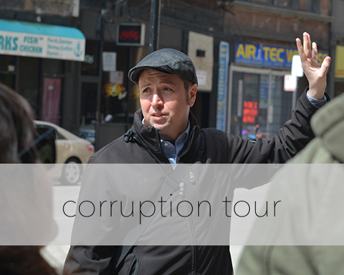 corruptiontour