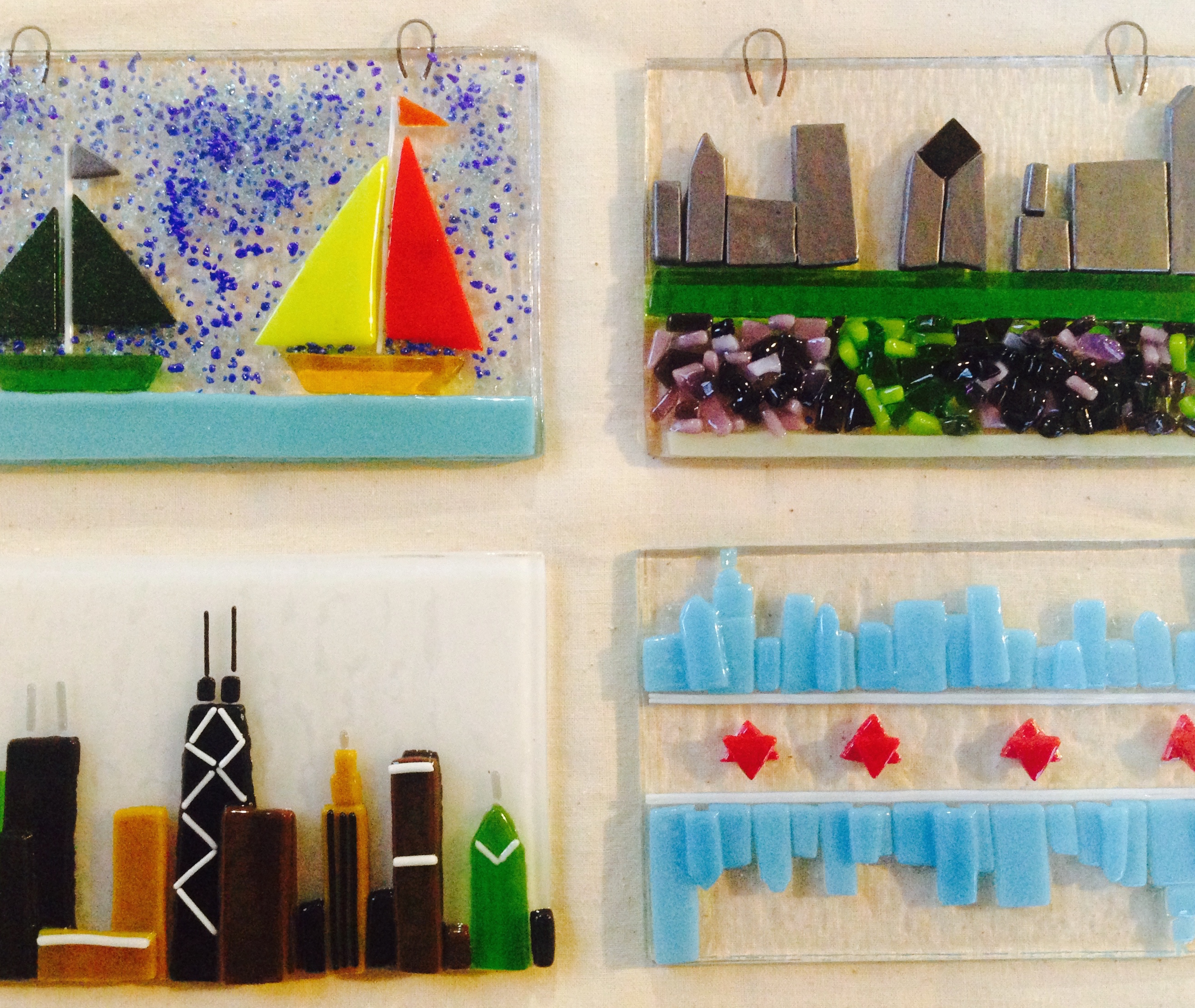 Teacher Spotlight: Leslie Speicher & Chicago Glass Collective