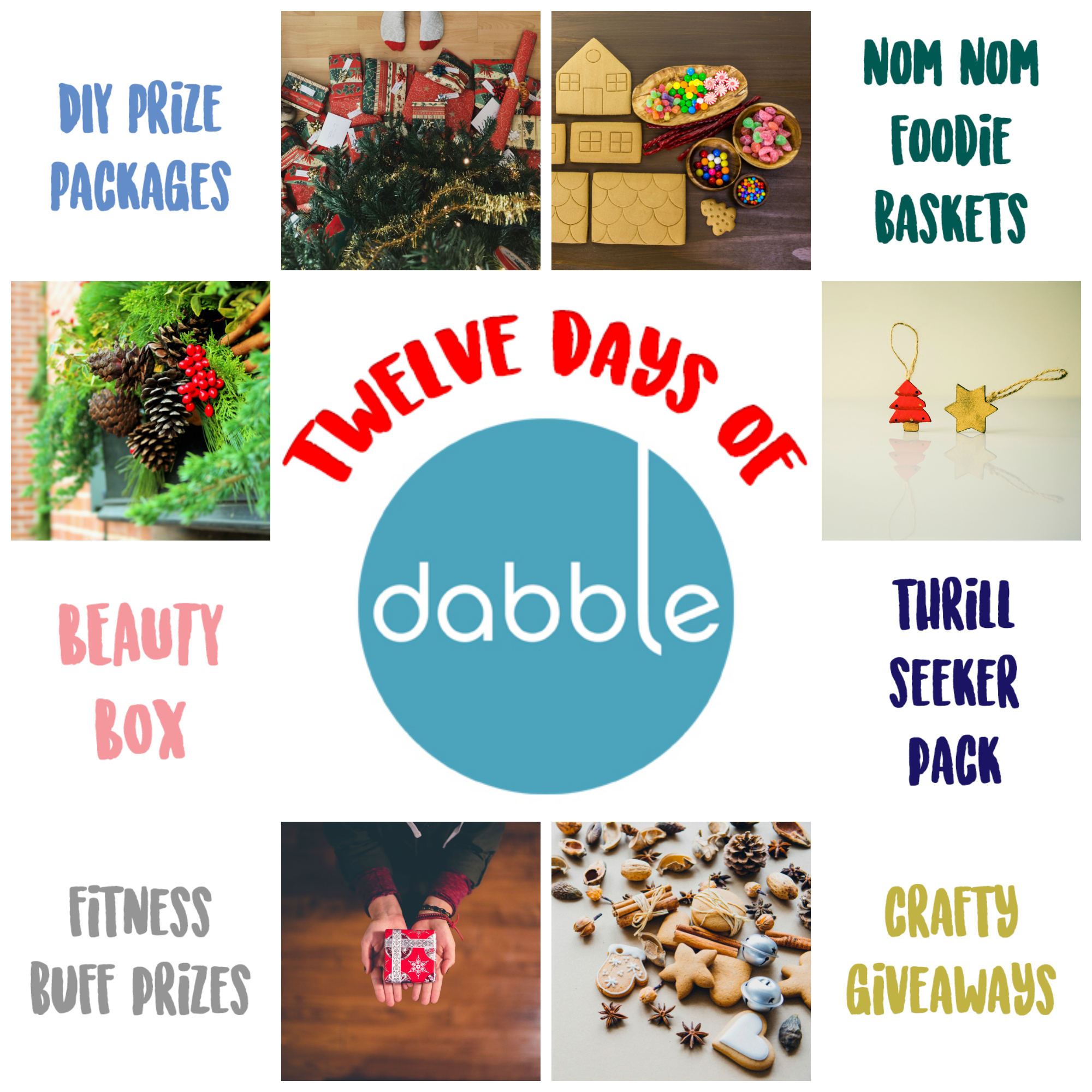 The 12 Days of Dabble