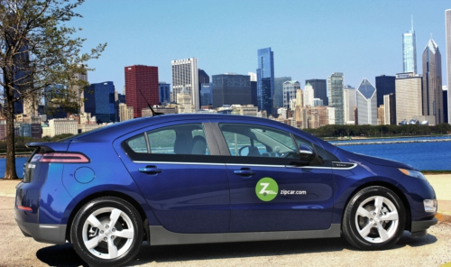 ZIPCAR, INC. VEHICLE PILOT PROGRAM