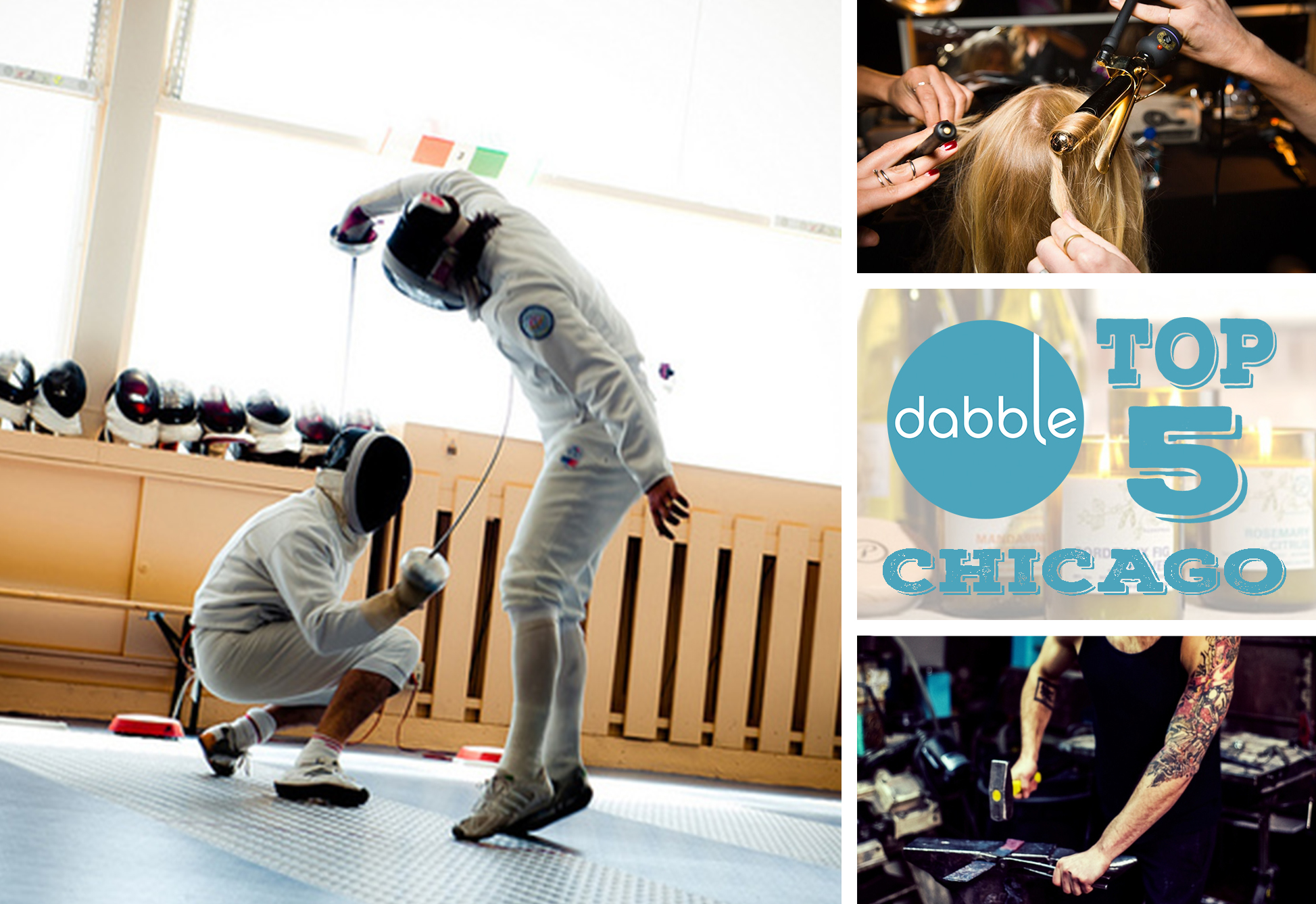 Chicago's Top 5 Dabble Experiences