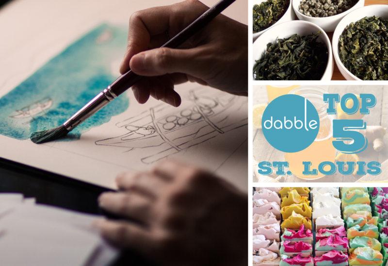 St. Louis' Top 5 Dabble Experiences