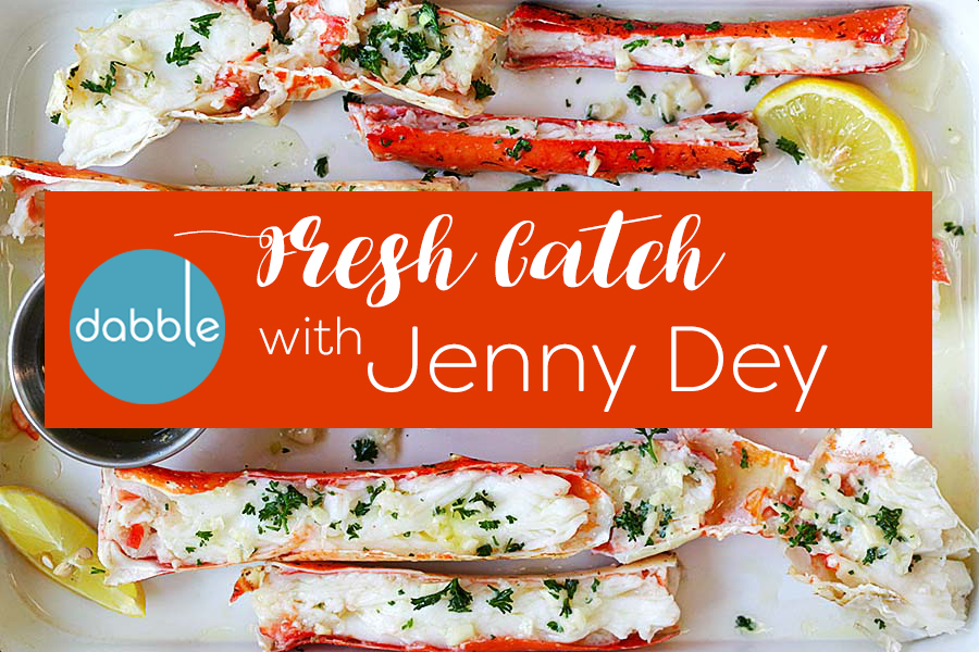 Meet Crab Cake Making, Cocktail Shaking, Craft Goddess Jenny Dey