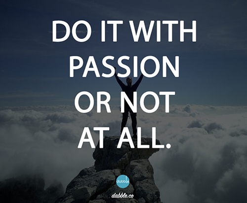 5 Shitty Excuses Not to Pursue Your Passion