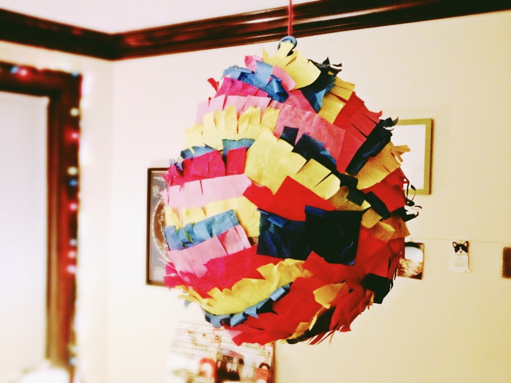 Get Messy, Make a Pinata