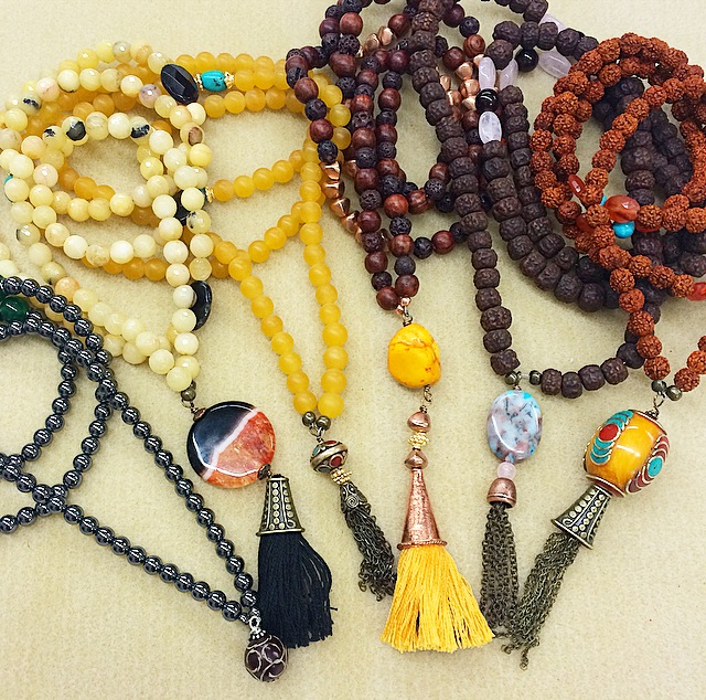 Dabble Drop-In: How To Make Your Very Own Mala