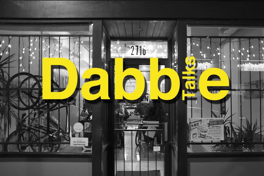Dabble Talks: Spoked Bikes and Stuff
