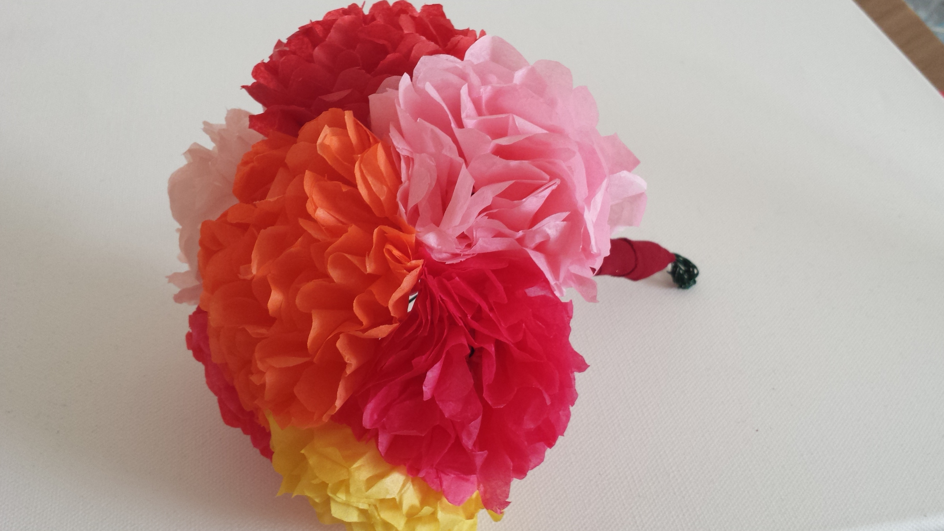 Dabble Drop-In: Learn to Make Paper Flowers