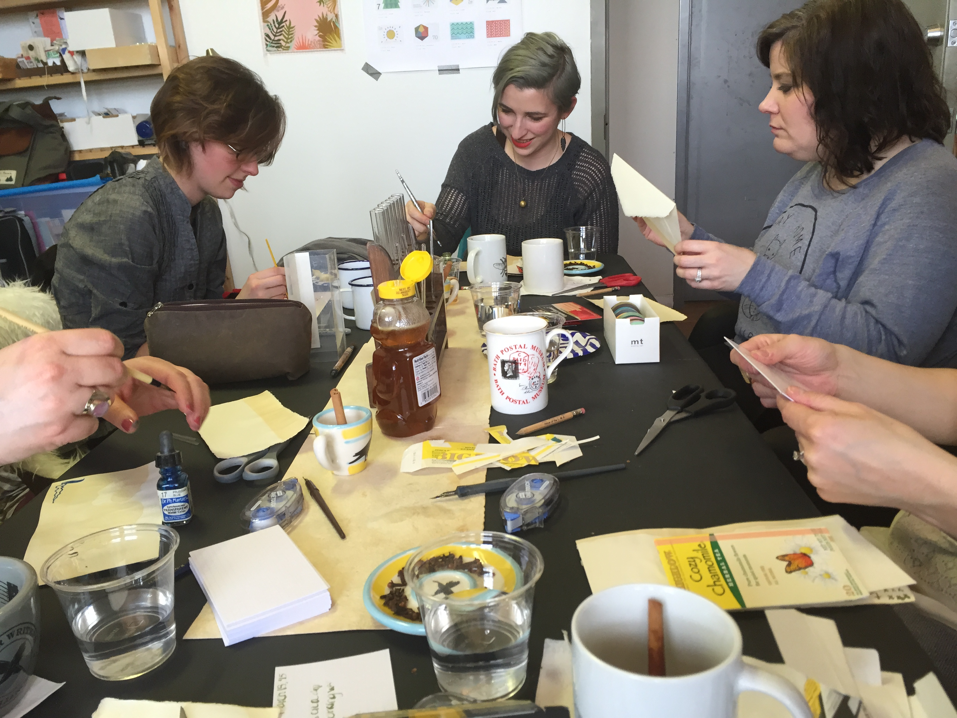 Dabble Drop-In: Mix & Mailology with the Letter Writers Alliance