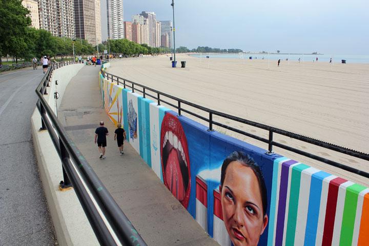Chicago's 9 Coolest Murals