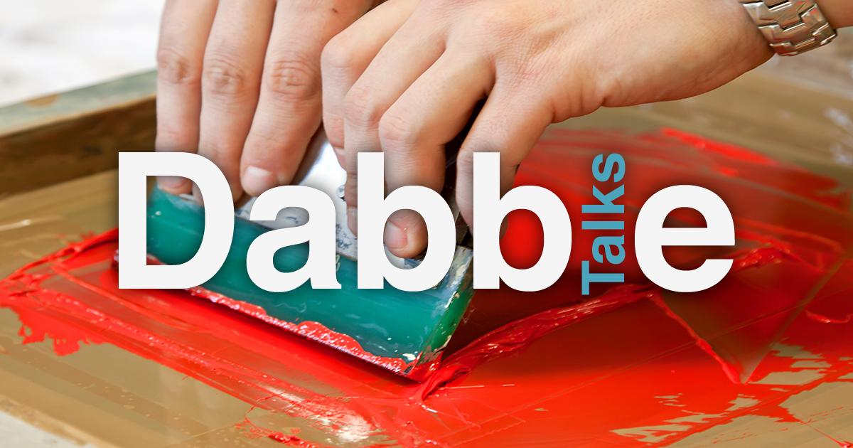 Dabble Talks with Screen Printer Arna Miller