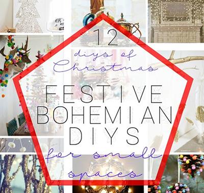 Dabble12 Diys Of Christmas Festive Diy Projects For A