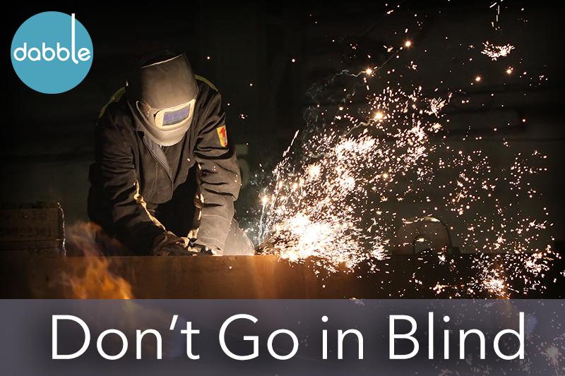 Don't Go in Blind: Welding Basics