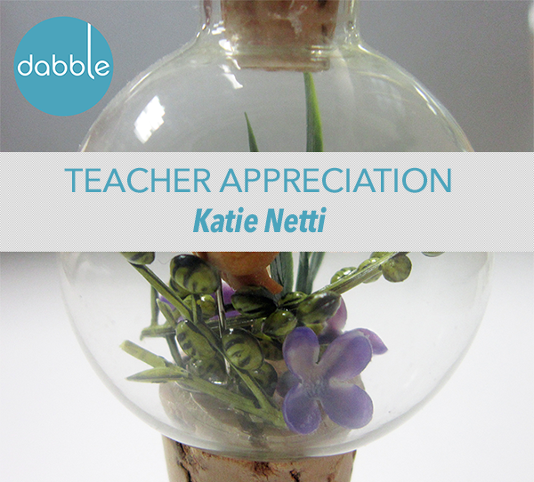 Teacher Spotlight: Katie Netti